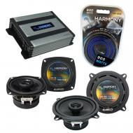 Compatible with Toyota Tercel 1991-1994 Factory Speaker Replacement Harmony R4 R65 & Harmony ...
