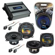 Compatible with Toyota Truck/4 Runner 84-88 OEM Speaker Replacement Harmony R4 R65 & Harmony ...