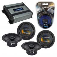 Compatible with Volvo S40 2005-2008 Factory Speaker Replacement Harmony (2) R65 & Harmony HA-...