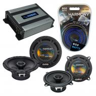 Compatible with Volvo S80 1999-2006 Factory Speaker Replacement Harmony R5 R65 & Harmony HA-A...