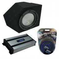 """Compatible with 1993-2002 Chevy Camaro Coupe Passenger Side 10"""" Harmony A102 Sub Box & H..."""