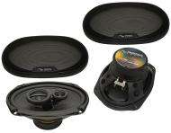 Harmony Audio Compatible with 2007-2011 HA-R69 Toyota Camry Rear Deck Replacement 6x9? Replacemen...