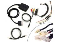 Toyota Corolla 98-09 Microsoft Zune Car Adapter Kit (TOYZN4)
