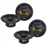 Hyundai Elantra 2007-2010 Factory Speaker Replacement Harmony (2) R65 Package