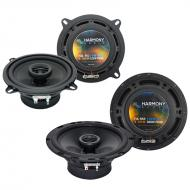 Kia Rio / Rio 5 2001-2011 Factory Speaker Replacement Harmony R65 R5 Package