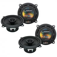 Land Rover Discovery II 99-02 OEM Speaker Replacement Harmony (2) R5 Package