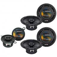 Harmony Audio Compatible With Universal Vehicle HA-R35 HA-R65 New Factory Speaker Replacement Upg...