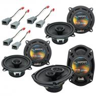 Lincoln Town Car 1985-1989 Factory Speaker Replacement Harmony Upgrade Package