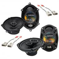 Lincoln Town Car 1990-2002 OEM Speaker Replacement Harmony R68 R69 Package