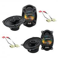Buick Century 1982-1996 Factory Speaker Upgrade Harmony R46 R69 Package New