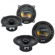 Mercedes C-Class 1994-2004 Factory Speaker Replacement Harmony R65 R5 Package