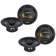 Mercedes C-Class 2005-2007 Factory Speaker Replacement Harmony (2) R65 Package