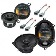 Mercury Cougar 1983-1988 Factory Speaker Replacement Harmony R35 R68 Package