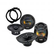 Buick Lucerne 2006-2011 Factory Speaker Upgrade Harmony R65 R69 Package New
