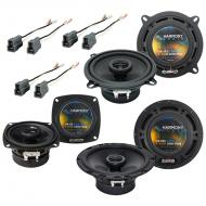 Mitsubishi Mirage 93-96 OEM Speaker Replacement Harmony R4 R5 R65 Package