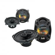 Plymouth Horizon 1984-1990 OEM Speaker Upgrade Harmony R5 R69 Package New