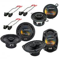 Buick Regal 1984-1987 Factory Speaker Replacement Harmony Upgrade Package New