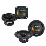 Fits Subaru Forster 1998-2004 Factory Speaker Upgrade Harmony R65 R4 Package New
