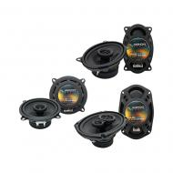 Cadillac DeVille 1996-1999 Factory Speaker Upgrade Harmony Speakers Package New