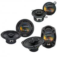 """Harmony Audio Compatible with 2005-2015 Toyota Tacoma HA-R69 6x9"""" Replacement 450W Speakers ..."""