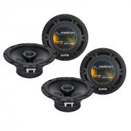 Volkswagen CC 2009-2014 Factory Speaker Replacement Harmony (2) R65 Package New
