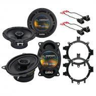 Harmony Audio Compatible With 1995-00 Chevy CK Pickup HA-R5 HA-R46 New Factory Speaker Replacemen...