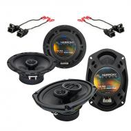 Chevy Impala 2000-2016 Factory Speaker Upgrade Harmony R65 R69 Package New
