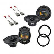 Acura TL 2009-2014 Factory Speaker Replacement Harmony R65 R69 Package New