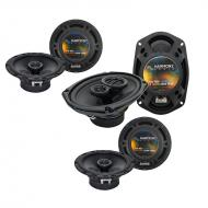 Acura TSX 2004-2014 Factory Speaker Upgrade Harmony (2) R65 R69 Package New