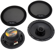 Daewoo Lanos 1999-2002 Factory Speaker Replacement Harmony (2) R65 Package New
