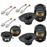 Dodge Magnum 2005-2007 Factory Speaker Upgrade Harmony R69 R35 Package New