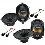 Ford Crown Victoria 1998-2011 Speaker Upgrade Harmony R68 R69 Package New