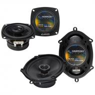 GEO Prizm 1989-1992 Factory Speaker Replacement Harmony R4 R68 Package New