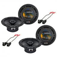 GMC Envoy 2002-2009 Factory Speaker Replacement Harmony (2) R65 Package New