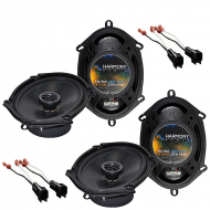Ford F-150 2004-2008 Factory Speaker Replacement Harmony (2) R68 Package New