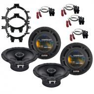 GMC Yukon XL 2001-2002 Factory Speaker Replacement Harmony R5 R65 Package New