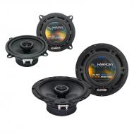 Audi A6 2000-2008 Factory Speaker Replacement Harmony R5 R65 Coax Package New