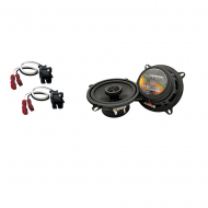 Fits Cadillac DeVille Concours 1994-1995 Front Door Replacement HA-R5 Speakers