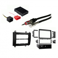 Cadillac CTS 2003 2004 2005 2006 2007 Single Double DIN Stereo Harness Radio Install Dash Kit