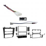 Nissan Altima Altima Coupe 2007 2008 2009 2010 2011 2012 Single DIN DIN Stereo Harness Radio Dash...