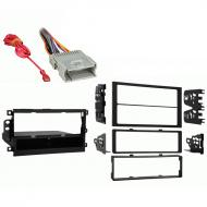 Suzuki Vitara 1999 2000 2001 2002 2003 2004  Single DIN Stereo Harness Radio Install Dash Kit Pac...
