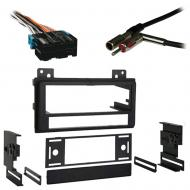 Chevy S 10 Pickup 1994 1995 1996 1997 Single DIN Stereo Harness Radio Install Dash Kit Package