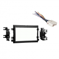 Ford F 250 350 450 550 2005 2006 2007  Double DIN Stereo Harness Radio Dash Kit