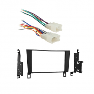 Lexus LS400 1990 1991 1992  Double DIN Stereo Harness Radio Install Dash Kit Package