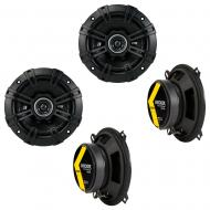 Land Rover Discovery 1994-1999 OEM Speaker Replacement Kicker (2) DSC5 Package