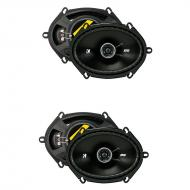 Lincoln LS 2000-2006 Factory Speaker Replacement Kicker (2) DSC68 Package New