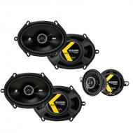 Lincoln Mark VIII 1996-1998 Factory Speaker Replacement Kicker DS Series Package