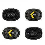 Mitsubishi Eclipse 2006-2012 OEM Speaker Replacement Kicker (2) DSC693 Package