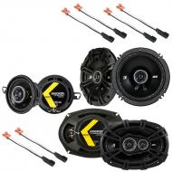 Plymouth Neon 2000-2001 Factory Speaker Replacement Kicker DS Series Package New