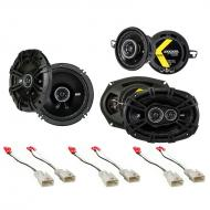 Toyota Tacoma 2005-2014 Factory Speaker Replacement Kicker DS Series Package New